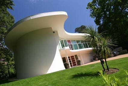 rond huis - modernhuis.net